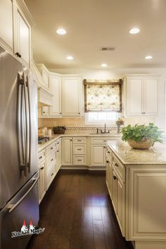 Kitchen Remodel And Design By Kitchen Magic.