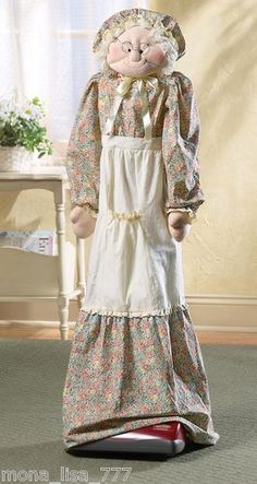 New Upright Universal Grandma Vacuum Cleaner Cover Dress Up Whimsical | eBay