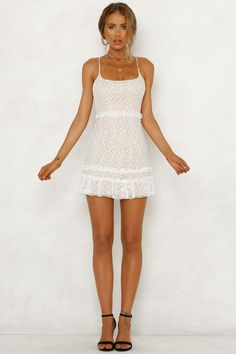 We Belong Together Dress White Hoco Dresses, Dance Dresses, Pretty Dresses, Homecoming Dresses, Casual Dresses, Summer Dresses, Clubbing Dresses, White Cocktail Dress, White Mini Dress