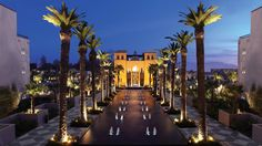 With sun-filled days in the historic Menara Gardens and twinkling food stalls and musicians lighting up the souks at night, Marrakech as a honeymoon setting is both romantic and inspiring.