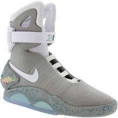 check out 996d7 4b8f4 McFlys Nike Mag, Fresh Kicks, Well Dressed, Dress Me Up, High Top