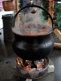 gluhwein, Had this at the chocolate fest and Christmas market, traditional German Christmas mulled wine warm, red wine, perfect for the holidays. YUM!!!