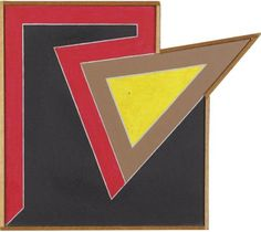 Frank Stella, 'Tuftonboro', 1966