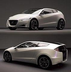 2013 Honda CRZ - Very cute honda hybrid. Thinking about buying :)