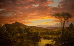 Category:A Country Home by Frederic Edwin Church – Wikimedia Commons