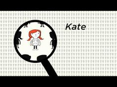 Hungry Kate The Girl With A Belly Ache  Video via Feeding America