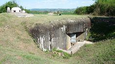 L'observatoire de Cattenom - LM SFBC - Ligne maginot du secteur fortifié du bois de Cattenom