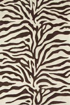Zebra Wool 2x3 & 3x5