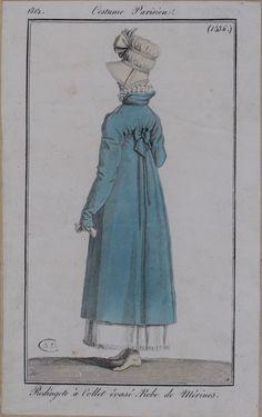1814 Costume Parisien