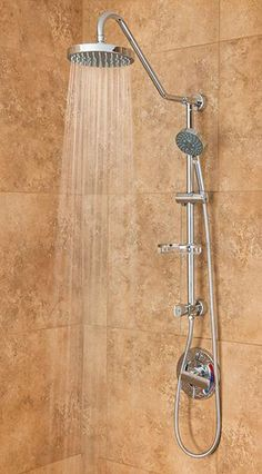 New Sliding Shower Head Bar