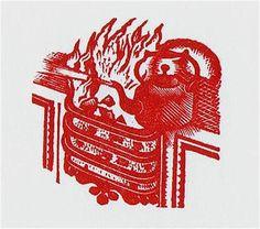 1932 wood engraving by Eric Ravilious (English, Linocut Prints, Art Prints, In Memory Of Dad, Art For Art Sake, Wood Engraving, Art Store, Graphic Illustration, Printmaking, Illustrators