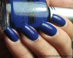 The Clockwise Nail Polish: Kinetics Fashion Blue