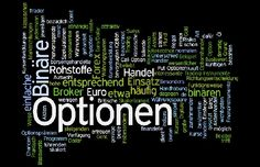 Binäre Optionen Handel im Internet
