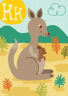 Kangaroo by Allison Cole