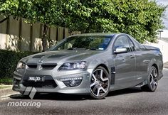 HSV Maloo - Had a lot of fun in one of these at a secret Central Coast location courtesy of HSV Drive Experience. Australian Muscle Cars, Classic Trucks, Fuel Economy, 20th Anniversary, Car Car, Chevrolet, Automobile, Central Coast, Porn
