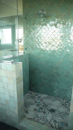 mermaid shower.. We are looking for the materials to do this.....