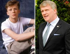 """""""The Breakfast Club"""" Cast -- Then & Now 