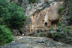 Castalian Spring Delphi, Greece Sagittarius Sign, Leo Sign, Greece Travel, Greece Trip, Cancer Sign, Mount Rushmore, Delphi Greece, Places To Visit, Europe
