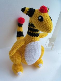 Ampharos by SioniWinwns on DeviantArt