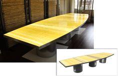 Wonderful modern Onyx Backlit Design Dining Table Custom