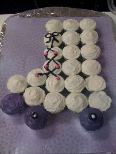 J's 6th Birthday Skating Party Cupcakes More