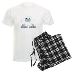 Cute litle Yeti Pajamas on CafePress.com
