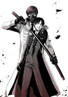 Eren jeager and Eren Kruger.