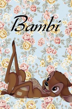 Bambi Clip Art and Disney Animated Gifs - Disney Graphic ...