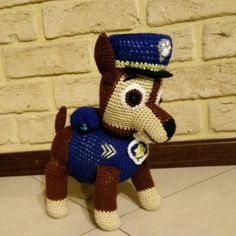 Crochet pawpatrol