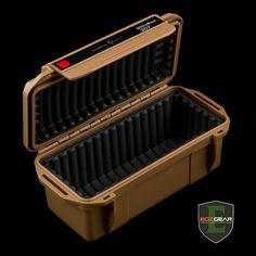 All EDC GEAR Boxes are Waterproof & Shockproof & Airtight & with CrashPad