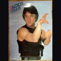 Jackie Chan Poster  $4.99