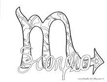 Zodiac Coloring Pages --> If you're looking for the most popular coloring books and supplies including gel pens, watercolors, drawing markers and colored pencils, check out our website at http://ColoringToolkit.com. Color... Relax... Chill.