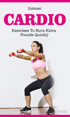Have you ever thought which Cardio Workouts will help you to burn extra pounds faster? #cardio #fitness #fitness_tips #exercise #workout #workout_plans #cardio_workouts