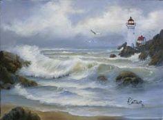Joyce Ortner - Seascape Artist