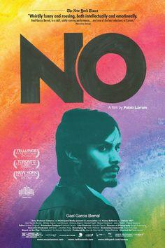 """""""No""""   Película sobre nuestra Historia....(Chile).....bravo......:)"""