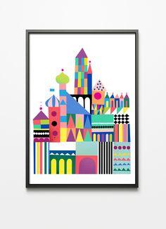 Printlove, illustration