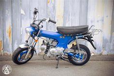Honda Dax 49cc 2015 te koop - bromfietsen   Koopjeskrant.be