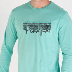 Men's CoastKeeper Crew - $5 will be donated to San Diego CoastKeeper (sdcoastkeeper.org) to help monitor and fix pollution in our water. 100% Organic Cotton - G.O.T.S. Certified Organic Cotton & GMO Free. Dyed with Low-Impact Dyes