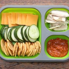 Weekday Lunch Kit Recipe by Tasty