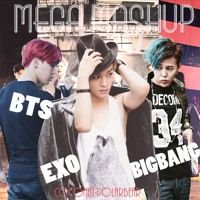 EXO x BIGBANG x BTS mega mashup - Kings of K-pop by Rachel on SoundCloud