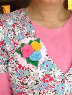 @Cath Kidston inspired roses