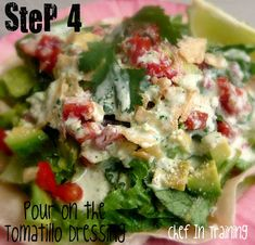 recipes to make your own Cafe Rio Style chicken salad (use cotija cheese!  not parm.)