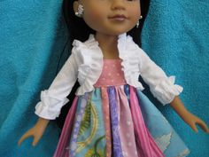 Jacket for Corolle Les Cheries Groovy Girl by sabaisabaiboutique, $7.00