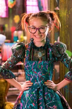 Dizzy Tremaine is an upcoming character in the Disney Channel sequel Descendants 2. She is the daughter of Drizella Tremaine. Trivia Dizzy Tremaine will be the youngest Descendant in the franchise.