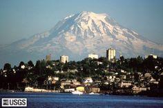 Mt. Rainer~ Seattle, Wa