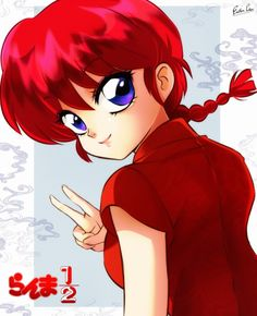 Ranma by Esther-Shen on DeviantArt Inuyasha, All Girl Games, Comic Art Girls, Manga Story, Accel World, Anime Dolls, Asuna, Cultura Pop, Girls Image