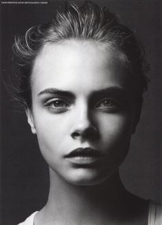 Cara Delevingne - Inspiration for Photography Midwest…                                                                                                                                                                                 More