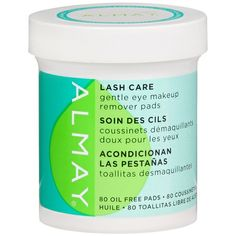 Oil free pads. Hypoallergenic