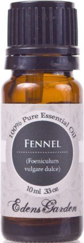Fennel Sweet 100% Pure Therapeutic Grade Essential Oil- 10 ml by Edens Garden. $4.75. Plant Part: Seeds * Extraction Method: * Steam Distilled * Origin: Hungary * Description: Fennel is a perennial herb with feathery leaves and golden yellow flowers. Color: Clear to pale yellow liquid. * Common Uses: Fennel Sweet Essential Oil is credited with being an antiseptic, antispasmodic, carminative, depurative, diuretic, expectorant, laxative, stimulant, splenic, stomachic, and ...