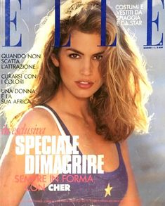 Vogue Covers, Cindy Crawford, My World, Supermodels, Top Models